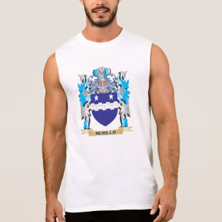 Murillo Coat of Arms - Family Crest Sleeveless T-shirt