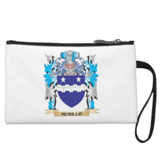 Murillo Coat of Arms - Family Crest Wristlets