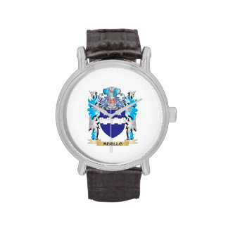 Murillo Coat of Arms - Family Crest Wristwatch