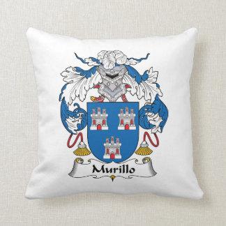 Murillo Family Crest Pillows