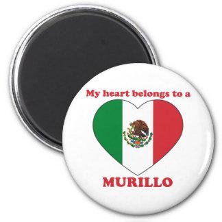 Murillo Fridge Magnets