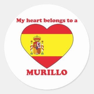 Murillo Sticker