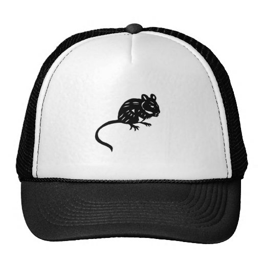Murine murine goods mouse mouse; rat mesh hats