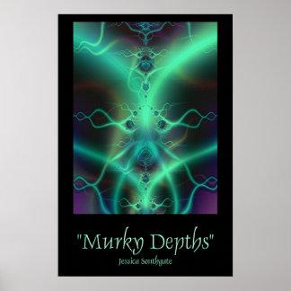 Murky Depths Redux Poster