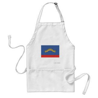 Murmansk Oblast Flag Standard Apron