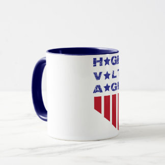 Murph flag coffee mug