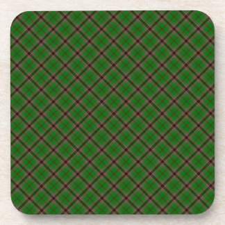 Murphy Clan Tartan Irish Designed Print Coaster