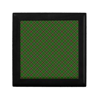 Murphy Clan Tartan Irish Designed Print Gift Box