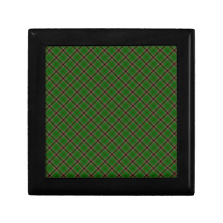 Murphy Clan Tartan Irish Designed Print Gift Box
