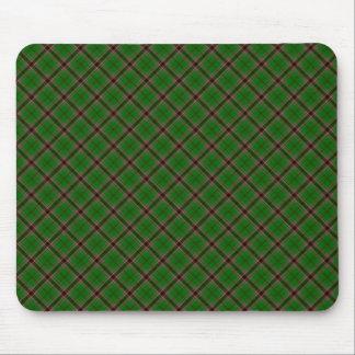 Murphy Clan Tartan Irish Designed Print Mouse Pad