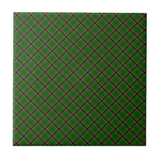 Murphy Clan Tartan Irish Designed Print Tile