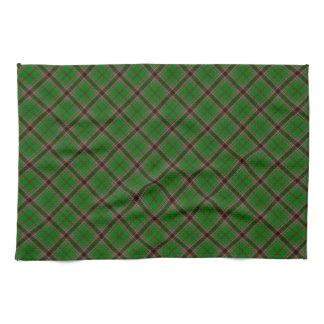 Murphy Clan Tartan Irish Designed Print Towels