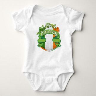 Murray Irish Shield Baby Bodysuit