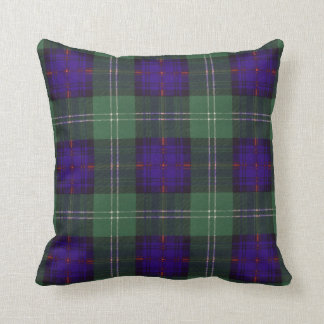 Murray of Atholl clan Plaid Scottish kilt tartan Cushion