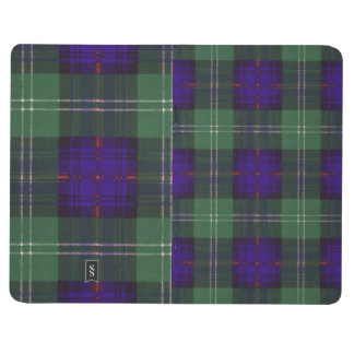 Murray of Atholl clan Plaid Scottish kilt tartan Journal