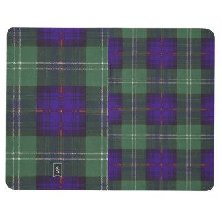 Murray of Atholl clan Plaid Scottish kilt tartan Journals