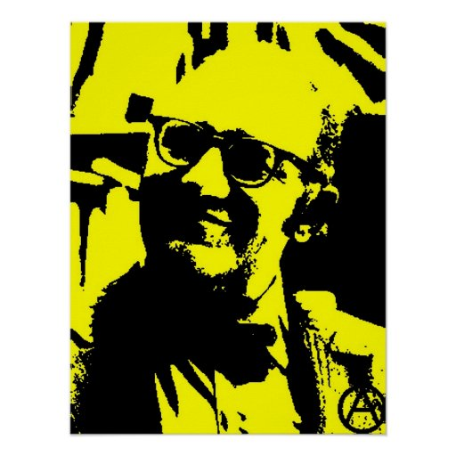 Murray Rothbard Print