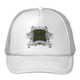 Murray Tartan Shield Cap