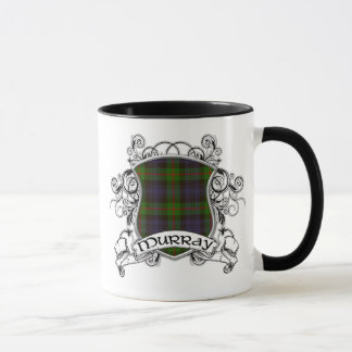 Murray Tartan Shield Mug