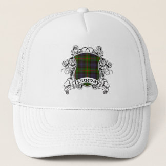 Murray Tartan Shield Trucker Hat