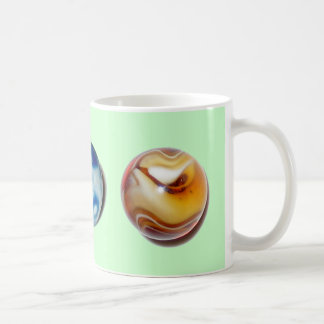 Murray's Marbles Basic White Mug