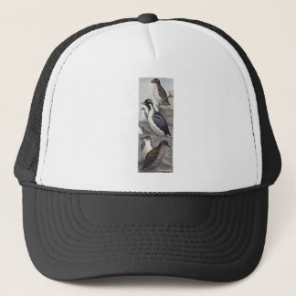 Murrelet Bird Trucker Hat