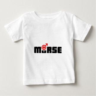 Murse logo on white baby T-Shirt