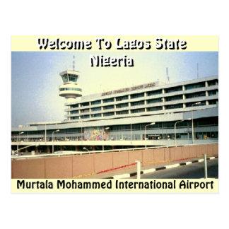 Murtala Muhammed Airport Mojisola Gbadamosi Post Cards