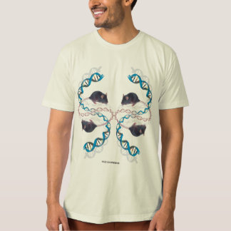 Mus musculus Coat of Arms T-Shirt