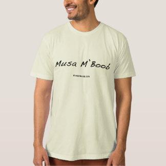 Musa M'Boob and XamXam T-Shirt