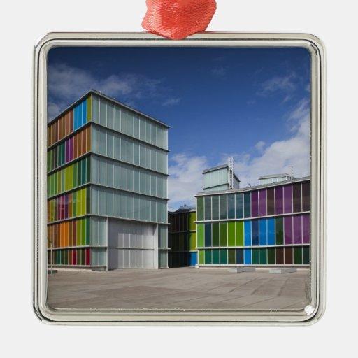 MUSAC, contemporary art museum 2 Ornaments