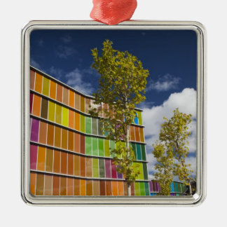 MUSAC, contemporary art museum Christmas Ornament