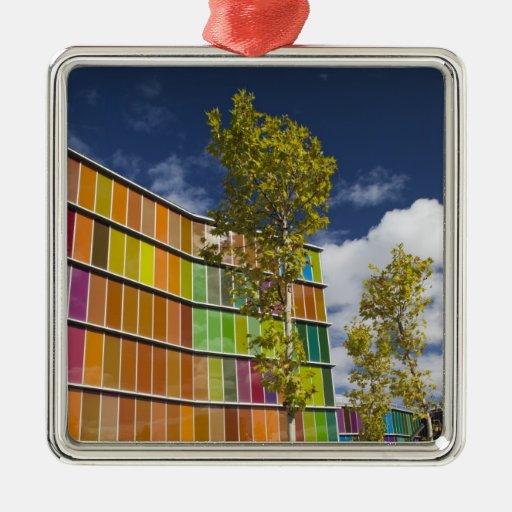 MUSAC, contemporary art museum Christmas Tree Ornaments