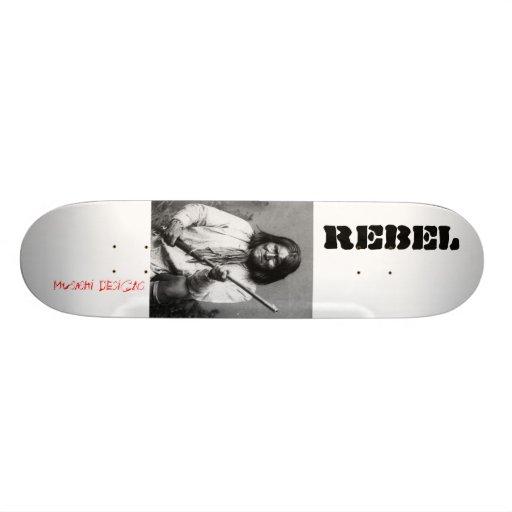 Musashi Designs Geronimo Skateboards