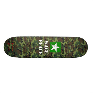 Musashi Designs Peace Skate Deck