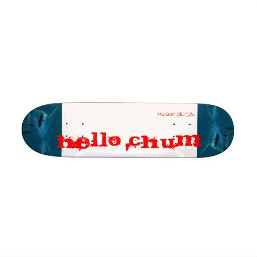 Musashi Designs Shark Skate Board Decks