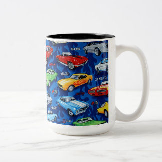 Muscle Car Classics Car Lovers Mug