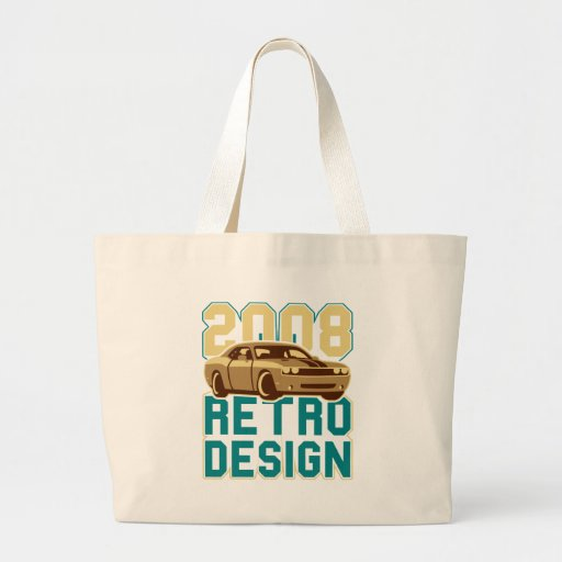 Muscle Car / Coupe Tote Bag