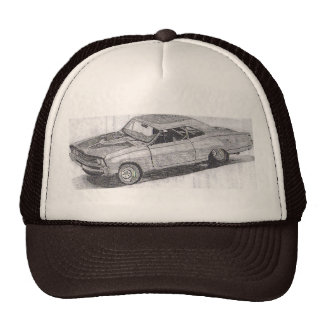 MUSCLE CAR HAT