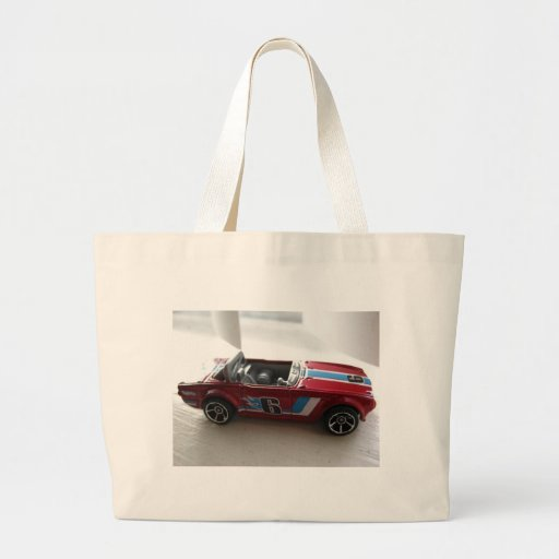 Muscle Car Toy Bag