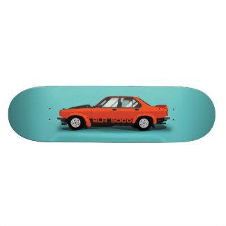 Muscle Cars - SLR5000 21.6 Cm Skateboard Deck
