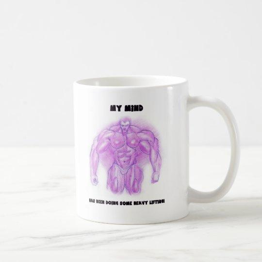 Muscle Man Coffee Mug
