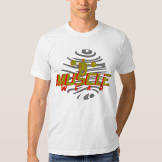 MUSCLE WEAR T-SHIRT