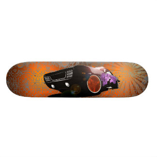 Muscles cars are awesome custom skateboard