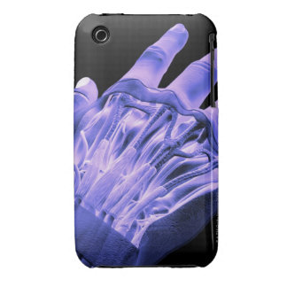 Muscles of the Hand Case-Mate iPhone 3 Cases