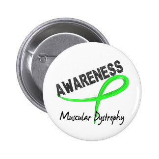 Muscular Dystrophy Awareness 3 6 Cm Round Badge
