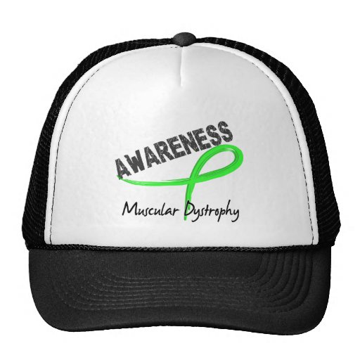 Muscular Dystrophy Awareness 3 Hat