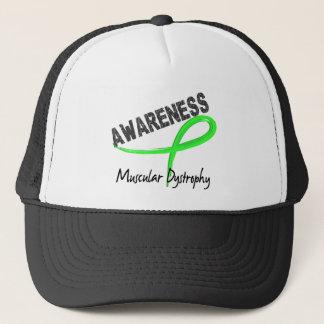 Muscular Dystrophy Awareness 3 Trucker Hat