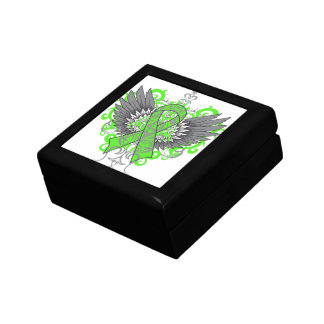 Muscular Dystrophy Awareness Wings Keepsake Boxes