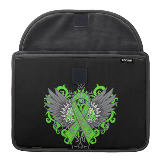Muscular Dystrophy Awareness Wings Sleeves For MacBook Pro